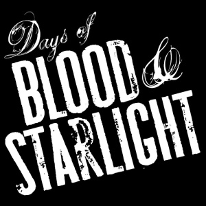 book title image for Days of Blood and Starlight by Laini Taylor