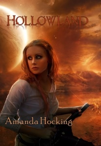 book cover of Hollowland by Amanda Hocking