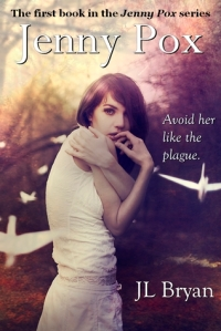 book cover of Jenny Pox by JL Bryan