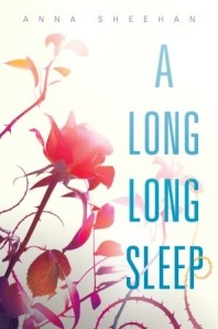 Book cover of A Long, Long Sleep by Anna Sheehan