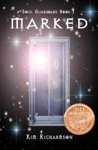 book cover of Marked by Kim Richardson