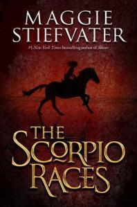 Book cover of The Scorpio Races by Maggie Stiefvater