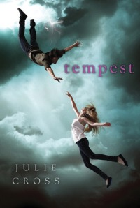 Book cover of Tempest by Julie Cross