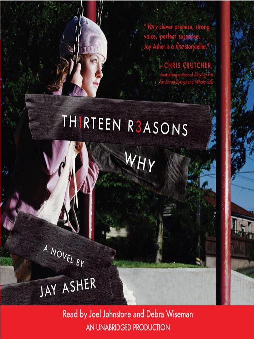 Audio Review: Thirteen Reasons Why by Jay Asher | Bunbury in the ...