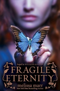 Book cover of Fragile Eternity by Melissa Marr