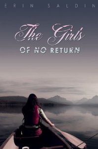 Book cover for The Girls of No Return by Erin Saldin