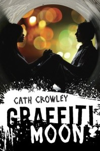 Book cover of Graffiti Moon by Cath Crowley