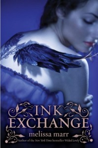 Book cover of Ink Exchange by Melissa Marr