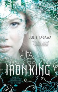Book cover of The Iron King by Julie Kagawa