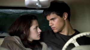 Bella and Jacob from Twilight by Summit Entertainment
