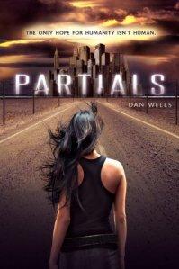 Book cover of Partials by Dan Wells