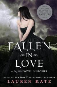 Book cover of Fallen in Love by Lauren Kate