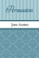 Book cover of Persuasion by Jane Austen