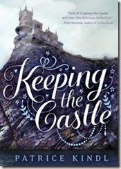 book cover of Keeping the Castle by Patrice Kindl