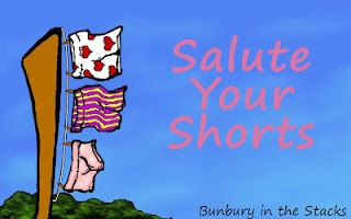 Salute Your Shorts at Bunbury in the Stacks
