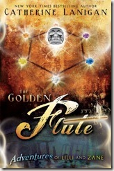 book cover of The Golden Flute by Catherine Lanigan