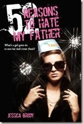 52 Reasons to Hate My Father by Jessica Brody book cover