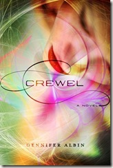 book cover of Crewel by Gennifer Albin