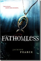book cover of Fathomless by Jackson Pearce