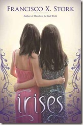 book cover of Irises by Francisco X. Stork