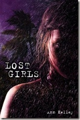 Lost Girls by Ann Kelly book cover