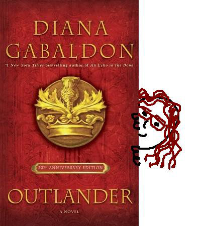 Outlander by Diana Gabaldon Readalong