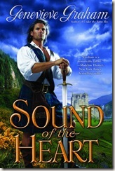 book cover of Sound of the Heart by Genevieve Graham