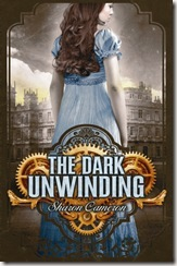 book cover The Dark Unwinding by Shanon Cameron