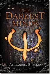 book cover of The Darkest Minds by Alexandra Bracken