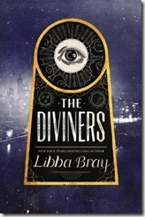 book cover of The Diviners by Libba Bray