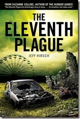 book cover of The Eleventh Plague by Jeff Hirsch