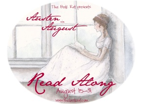 Austen in August Read Along