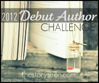 The Debut Author Challenge