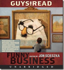 Guys Read Funny Business by Jon Scieszka