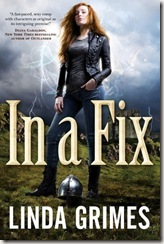 In a Fix by Linda Grimes book cover