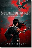 Stormdancer by Jay Kristoff book cover