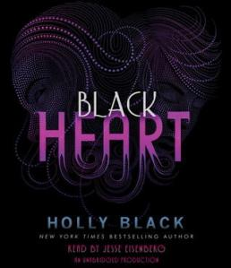 Black Heart by Holly Black audio book cover