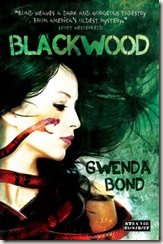 Blackwood by Gwenda Bond book cover