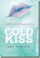 Cold Kiss by Amy Garvey book cover