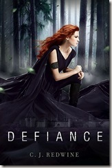 Defiance by C.J. Redwine book cover