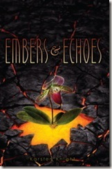 Embers & Echoes by Karsten Knight book cover