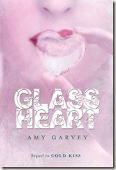 Glass Heart by Amy Garvey book cover