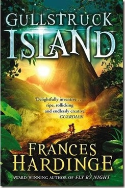 Gullstruck Island by Frances Hardinge book cover