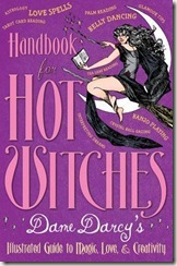 Handbook for Hot Witches by Dame Darcy book cover