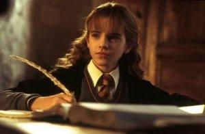 Emma Watson as Hermione