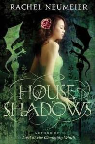 House of Shadows by Rachel Neumeier book cover