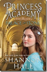 Palace of Stone by Shannon Hale book cover