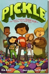 Pickle by Kim Baker book cover