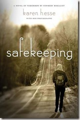 Safekeeping by Karen Hesse book cover