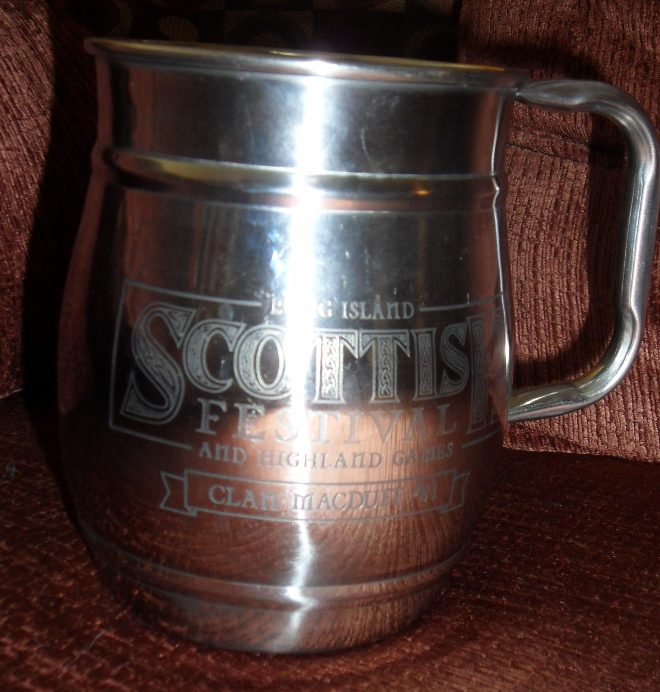Scottish Festival Mug